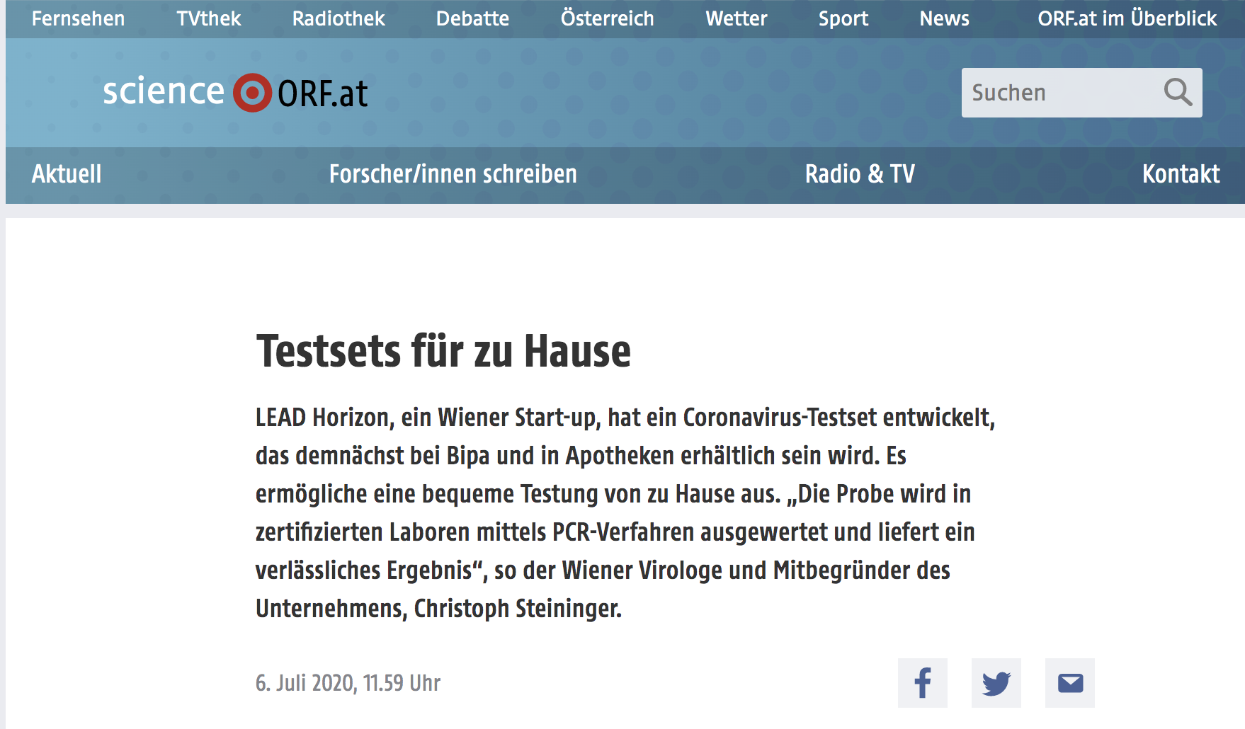 Orf 6.7.2020